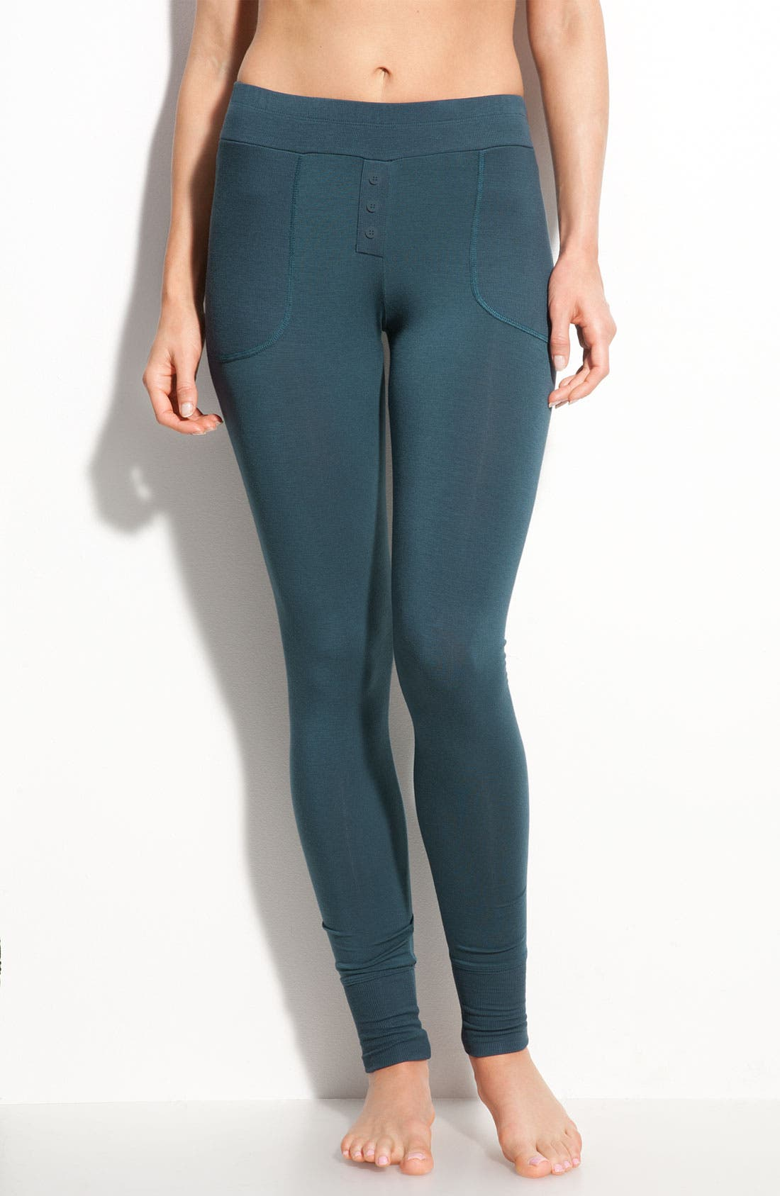 Alternate Image 1 Selected - DKNY 'Sunny Escape' Leggings