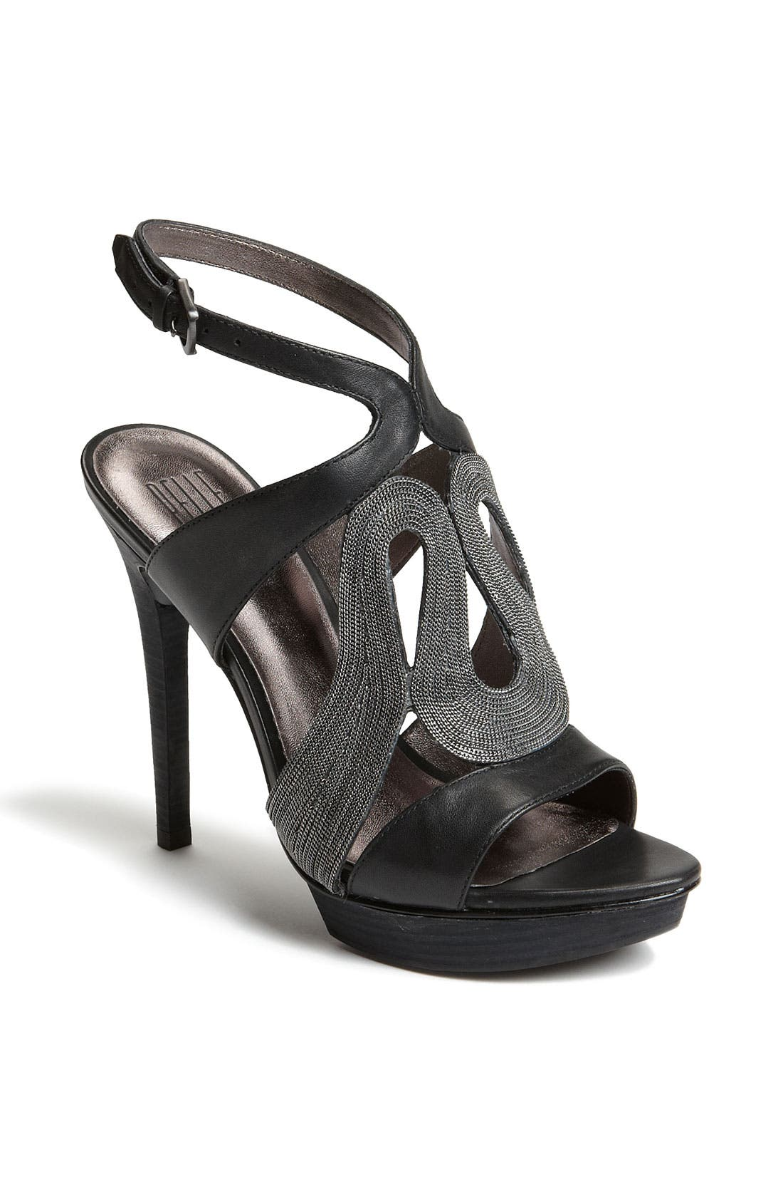 Alternate Image 1 Selected - Pelle Moda 'Shila' Platform Sandal