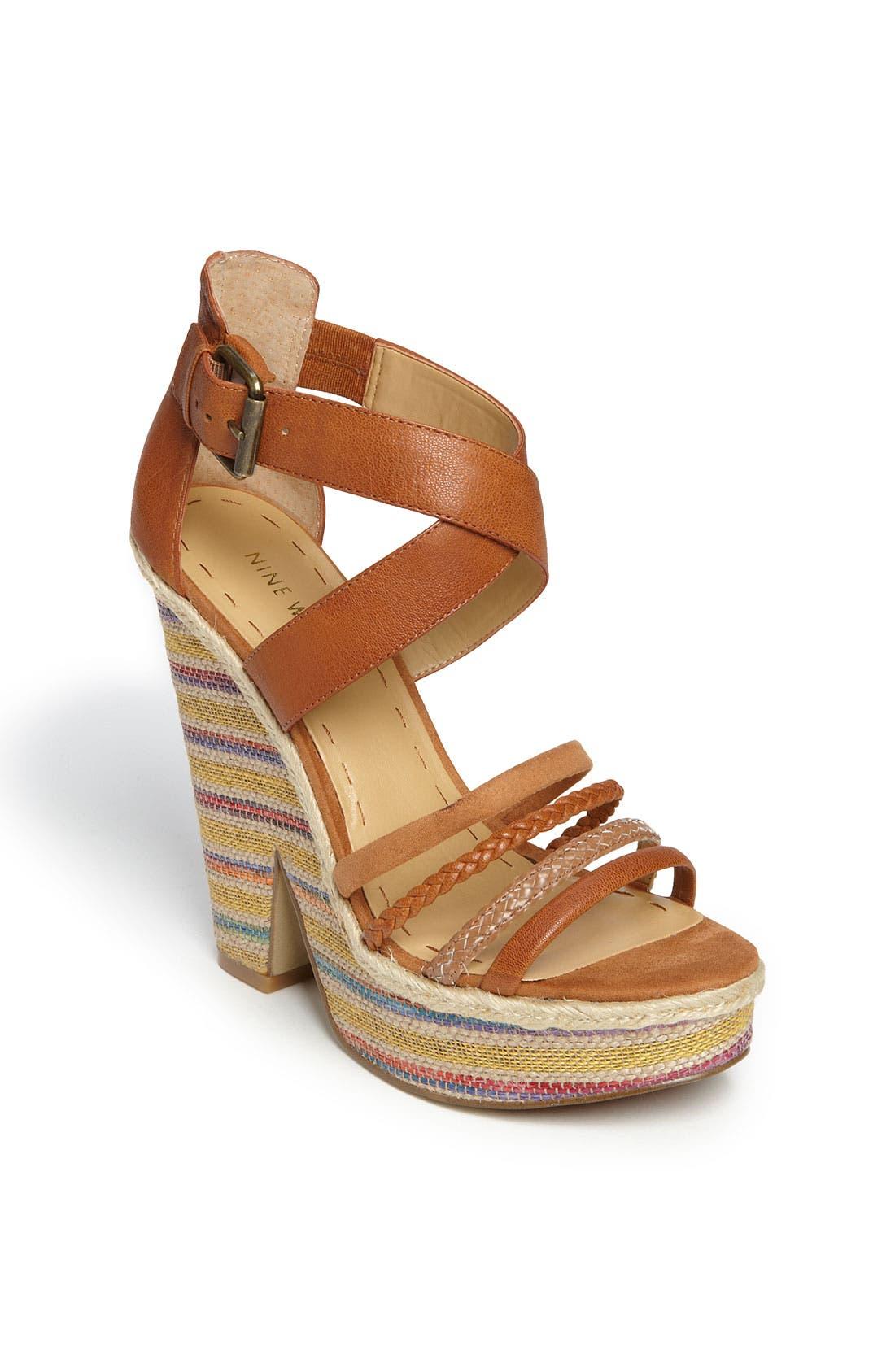 Main Image - Nine West 'Treston' Sandal