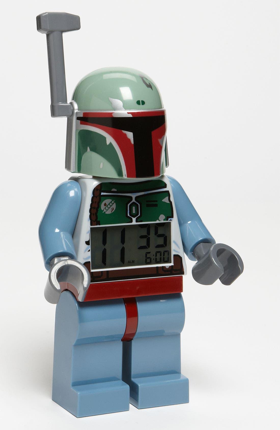 Main Image - LEGO® 'Star Wars™ - Boba Fett' Alarm Clock