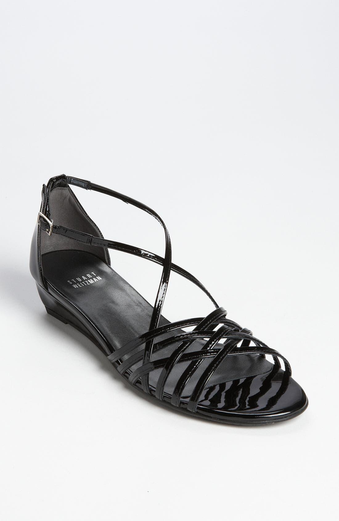 Main Image - Stuart Weitzman 'Awaywego' Sandal