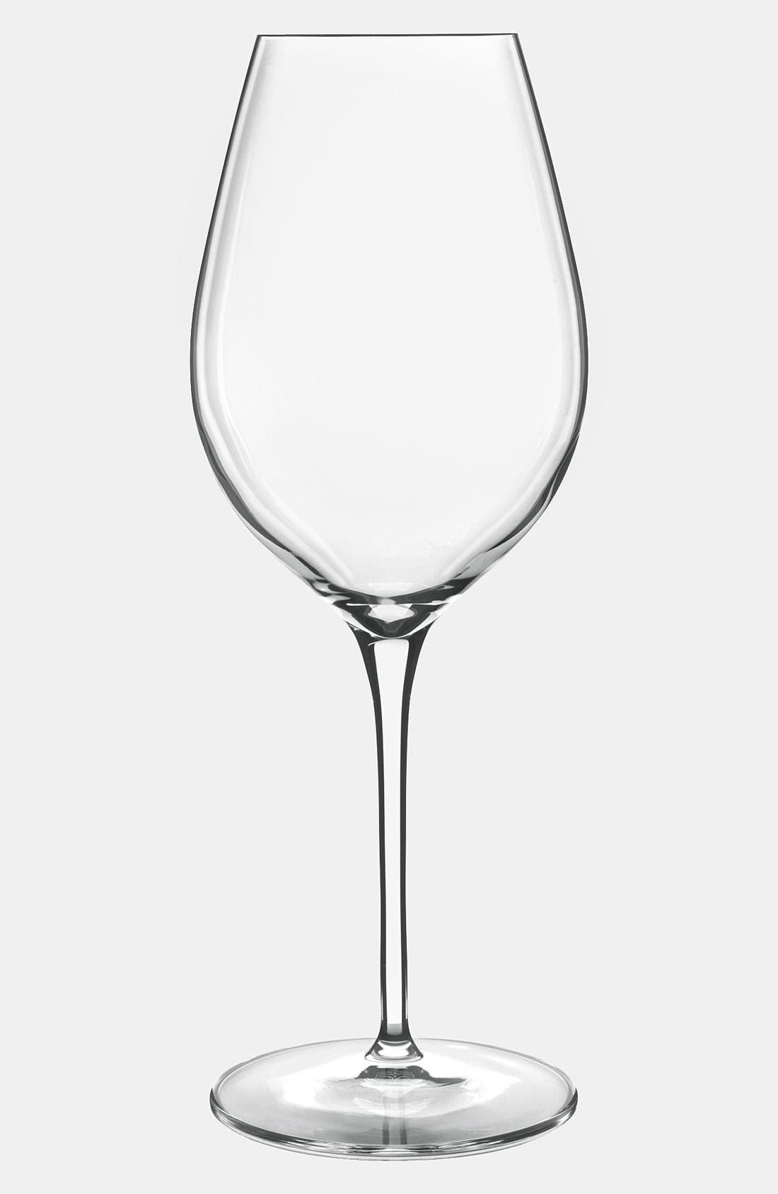 Alternate Image 2  - Luigi Bormioli 'Wine Profiles - Rich Whites' Wine Glasses (Set of 2)