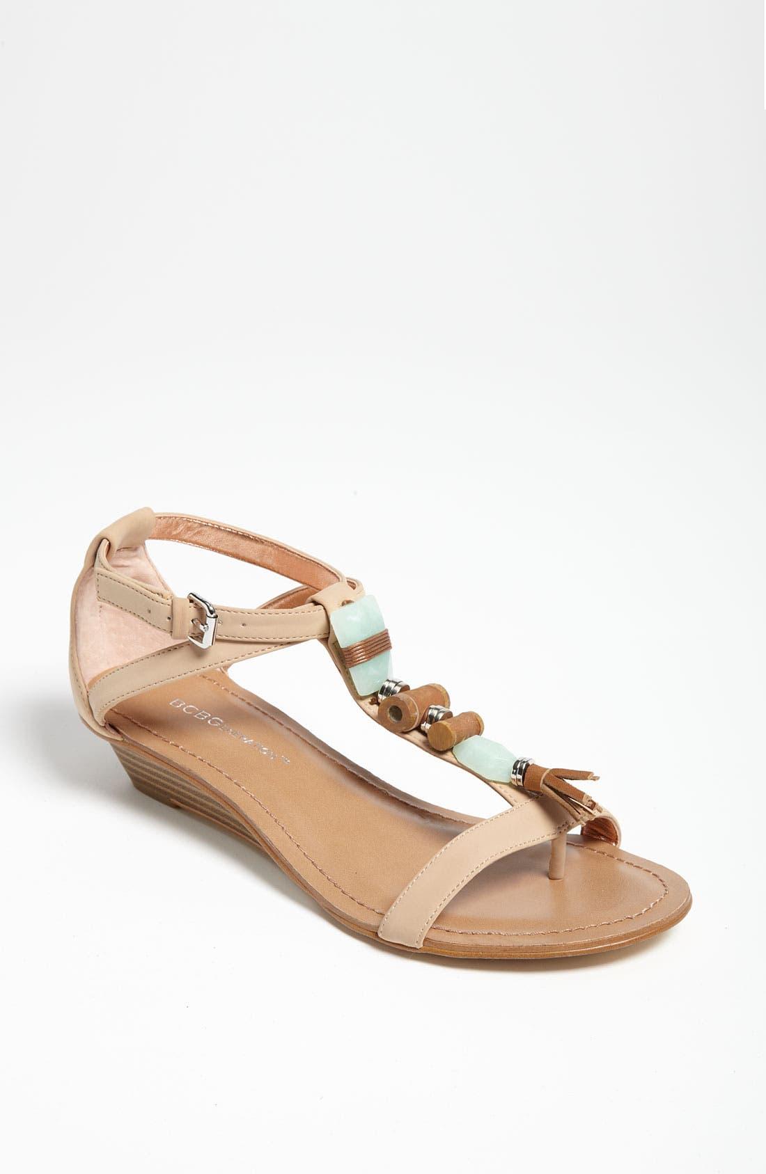Main Image - BCBGeneration 'Tandee' Sandal
