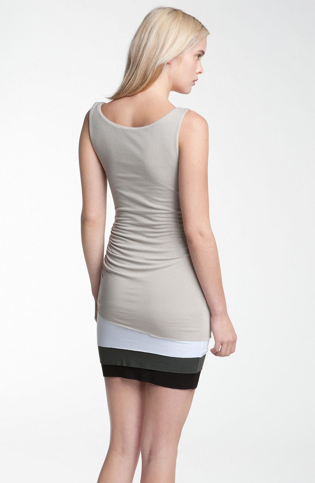 Alternate Image 2  - B44 Dressed by Bailey 44 'Dik Dik' Colorblock Layer Jersey Tank Dress