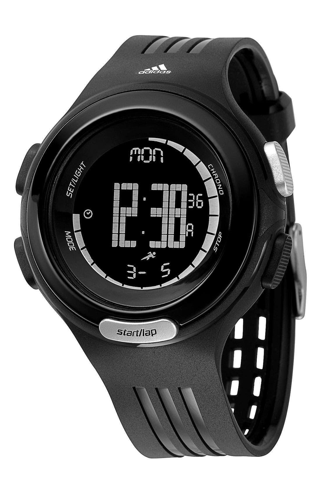 Alternate Image 1 Selected - adidas Performance 'Response' Digital Watch