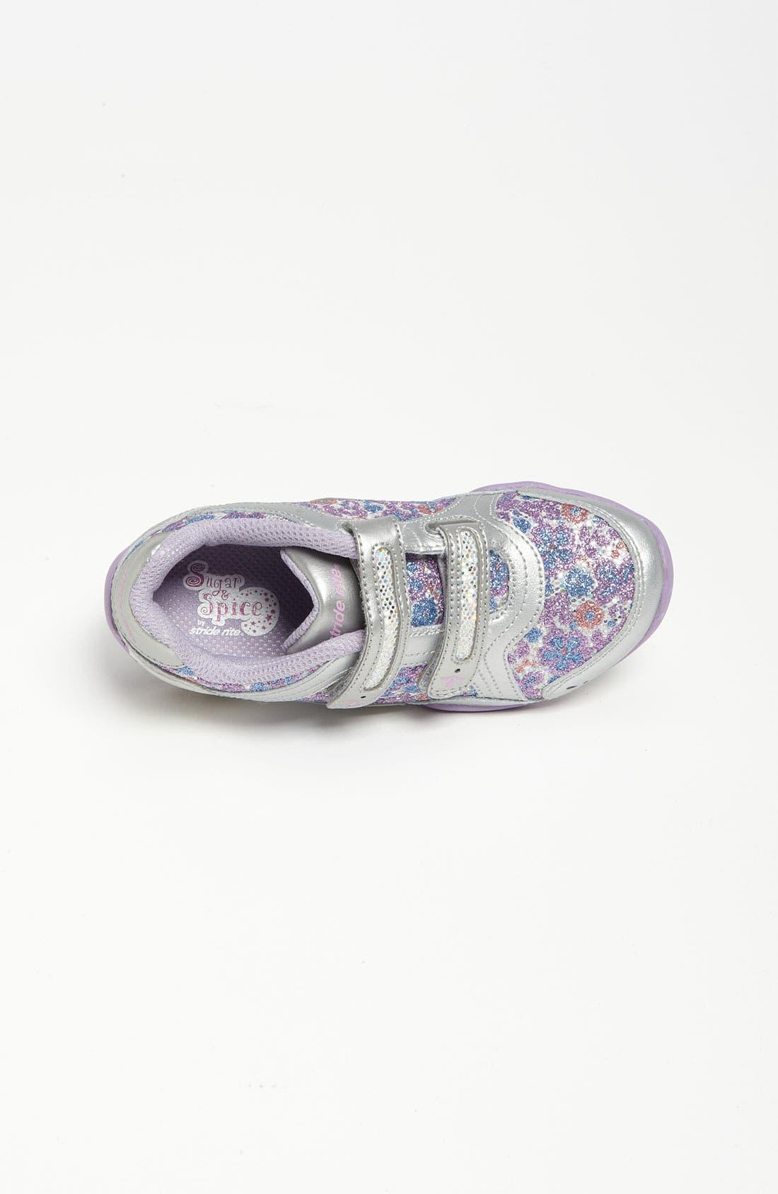 Alternate Image 3  - Stride Rite 'Jade' Sneaker (Walker, Toddler & Little Kid)