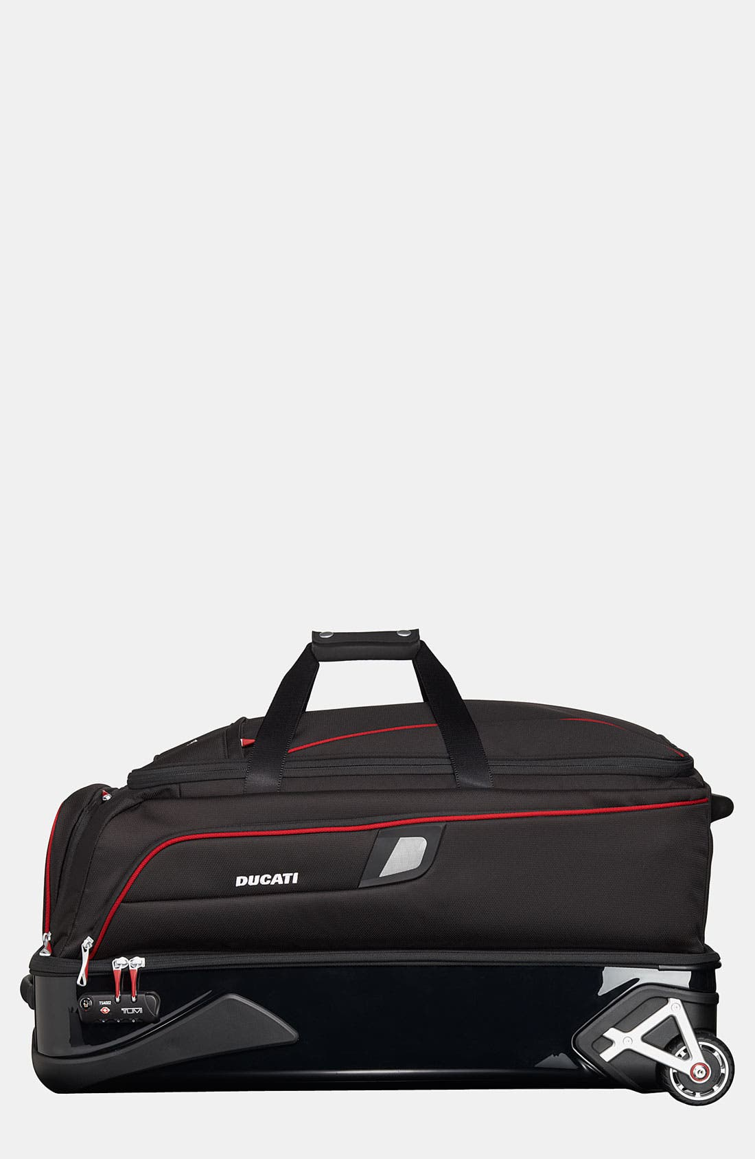 Main Image - Tumi 'Ducati - Due Porte' Collapsible Wheeled Duffel Bag