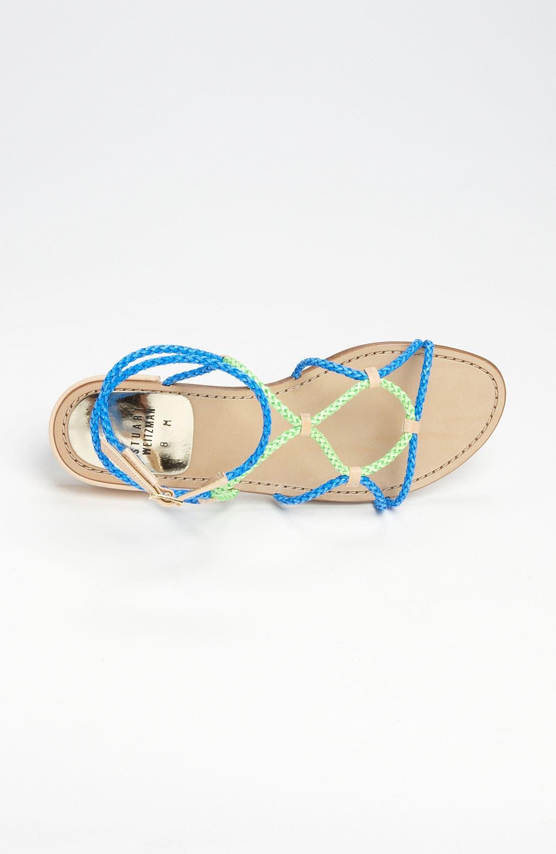 Alternate Image 3  - Stuart Weitzman 'Cordy' Sandal