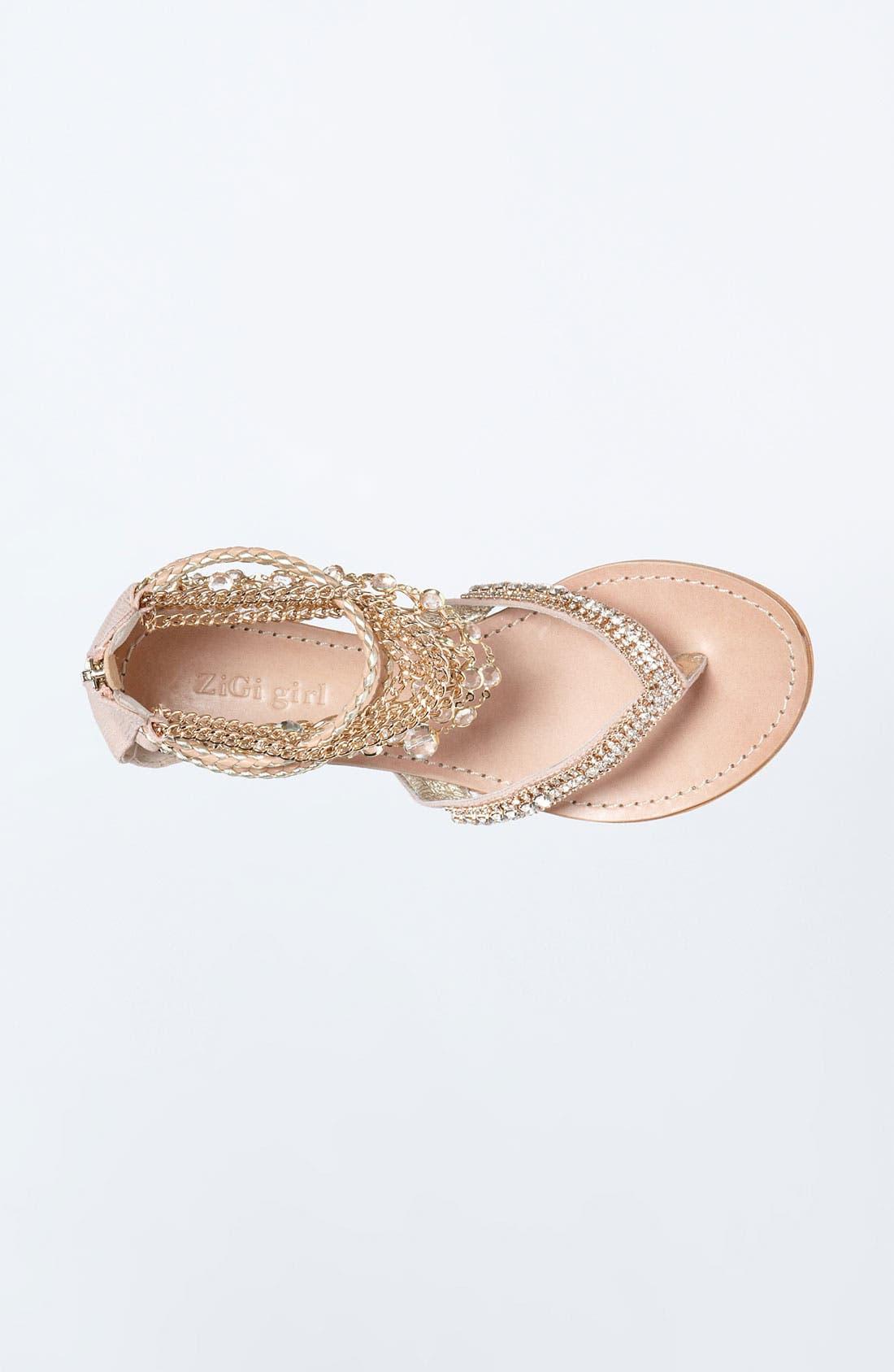 Alternate Image 3  - ZiGi girl 'Marla' Sandal