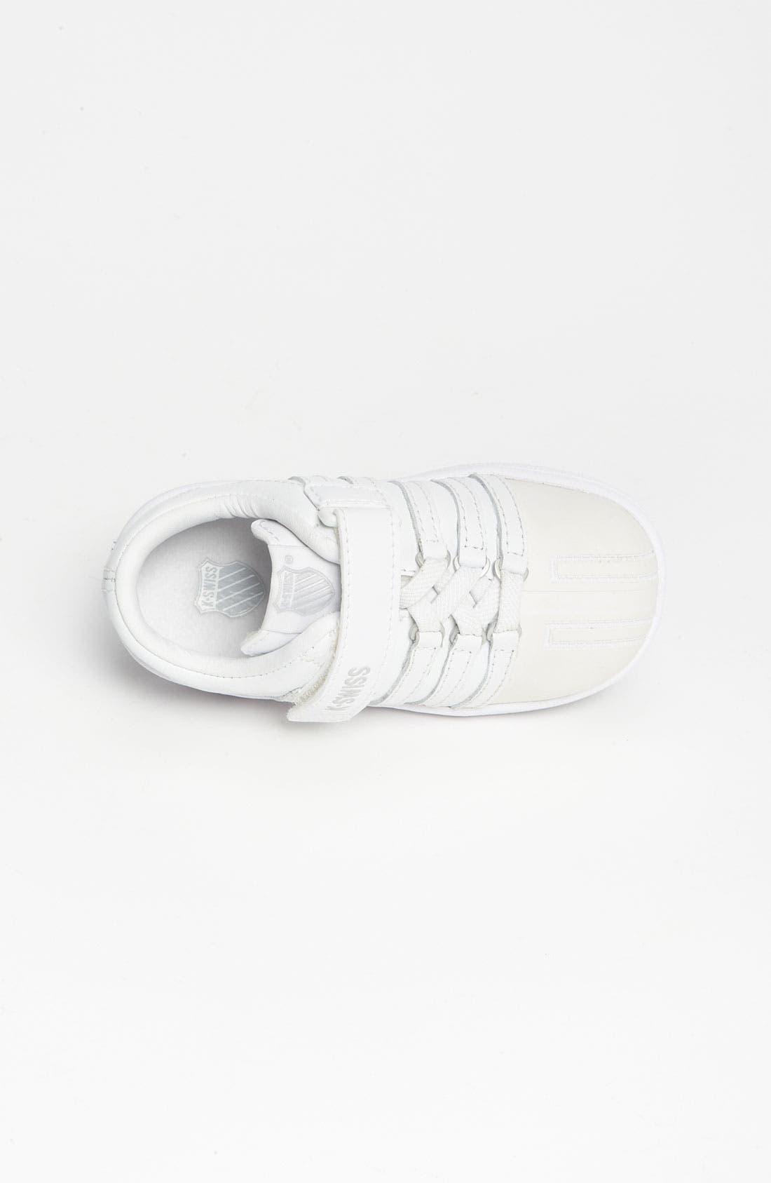 Alternate Image 3  - K-Swiss Classic Sneaker (Baby, Walker & Toddler)