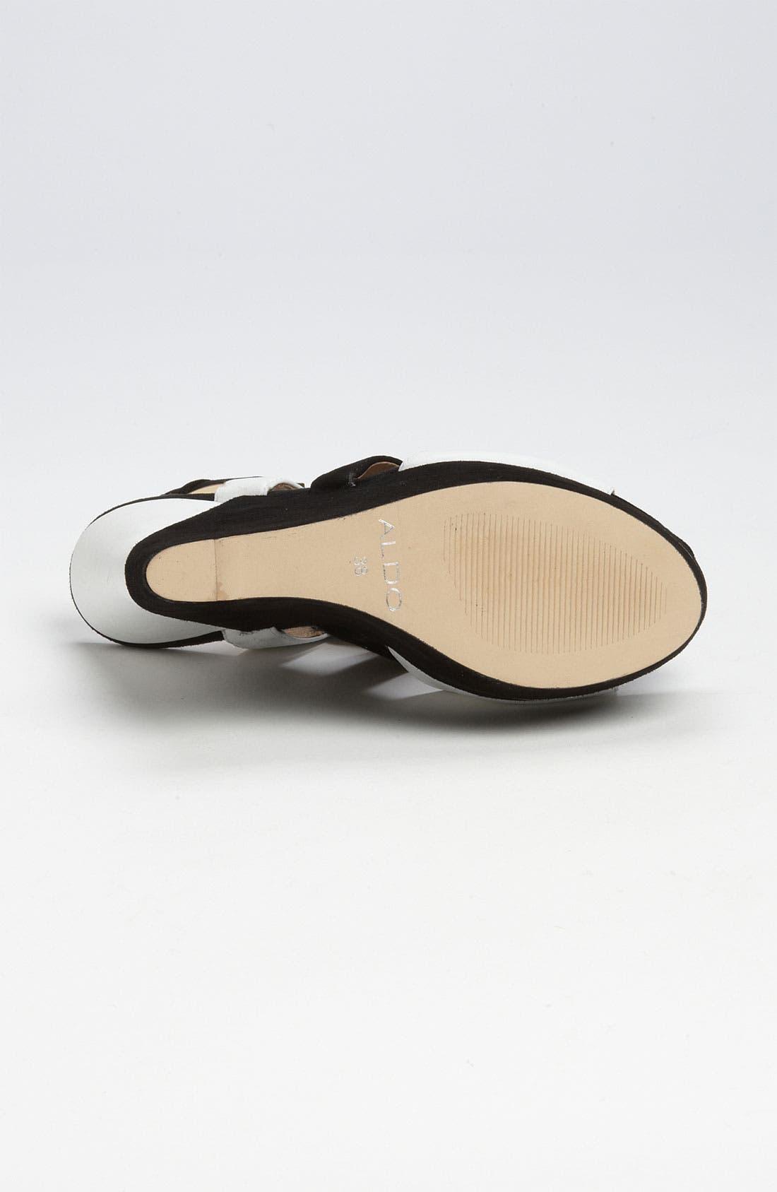 Alternate Image 4  - ALDO 'Dagraca' Sandal