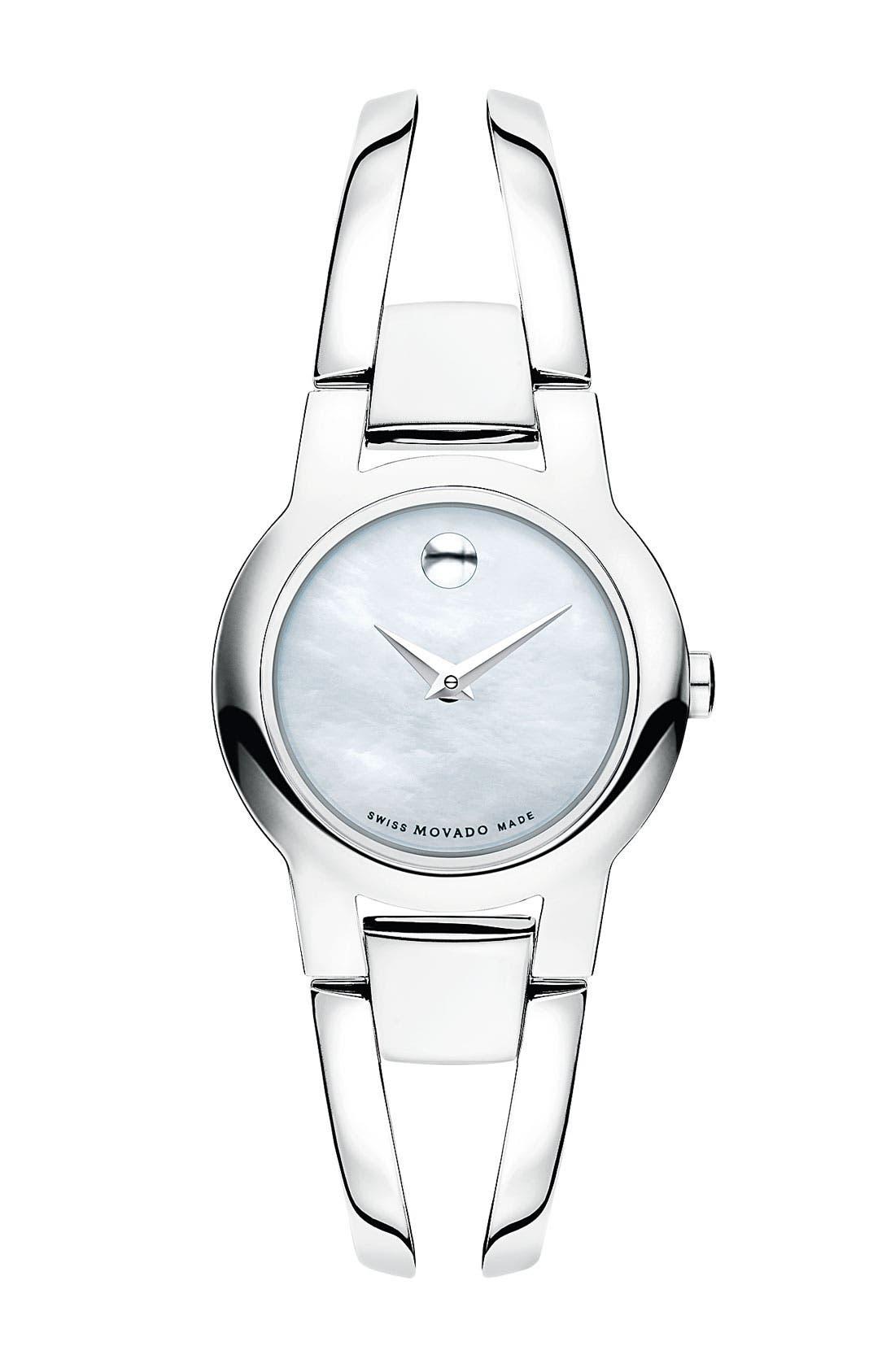 Movado 'Amorosa' Watch, 25mm