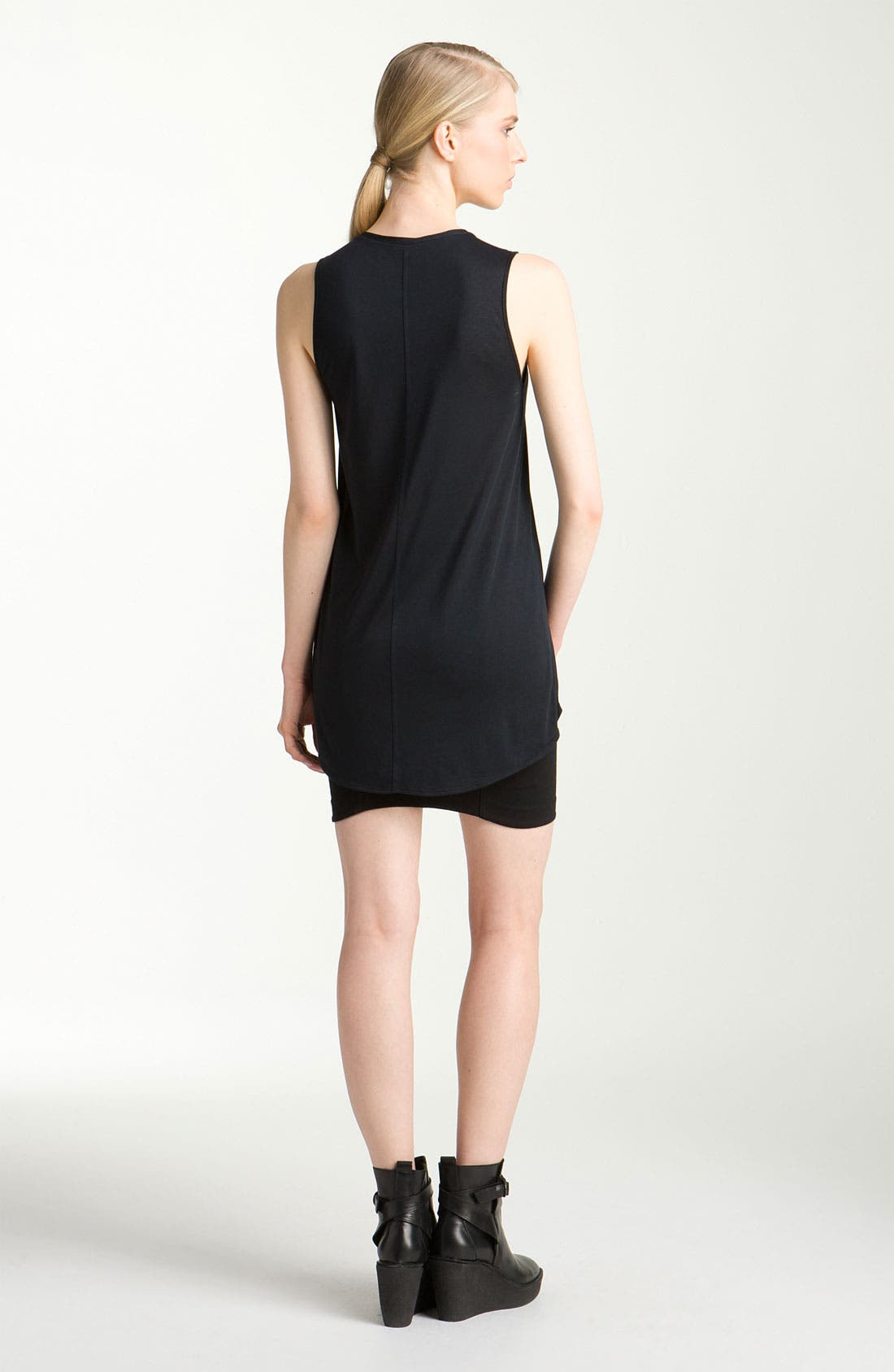Alternate Image 2  - HELMUT Helmut Lang 'Kinetic' Jersey Tank