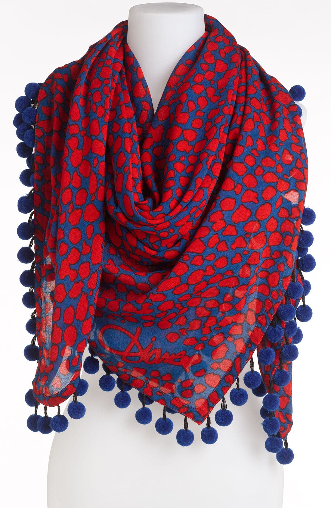 Alternate Image 1 Selected - Diane von Furstenberg 'New Rochelle' Scarf