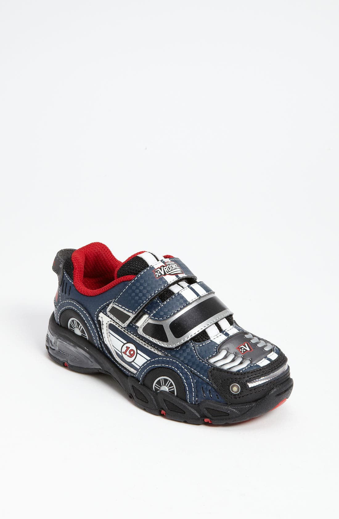 Alternate Image 1 Selected - Stride Rite 'Vroomz' Sneaker (Walker & Toddler)