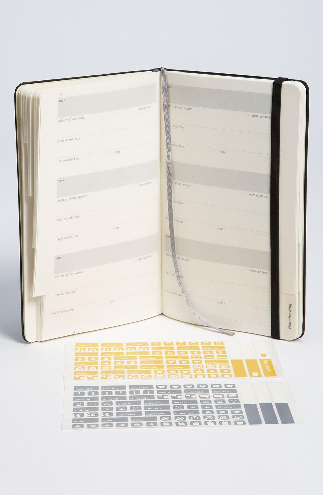 Alternate Image 3  - Moleskine® 'Beer Journal' Softcover Journal