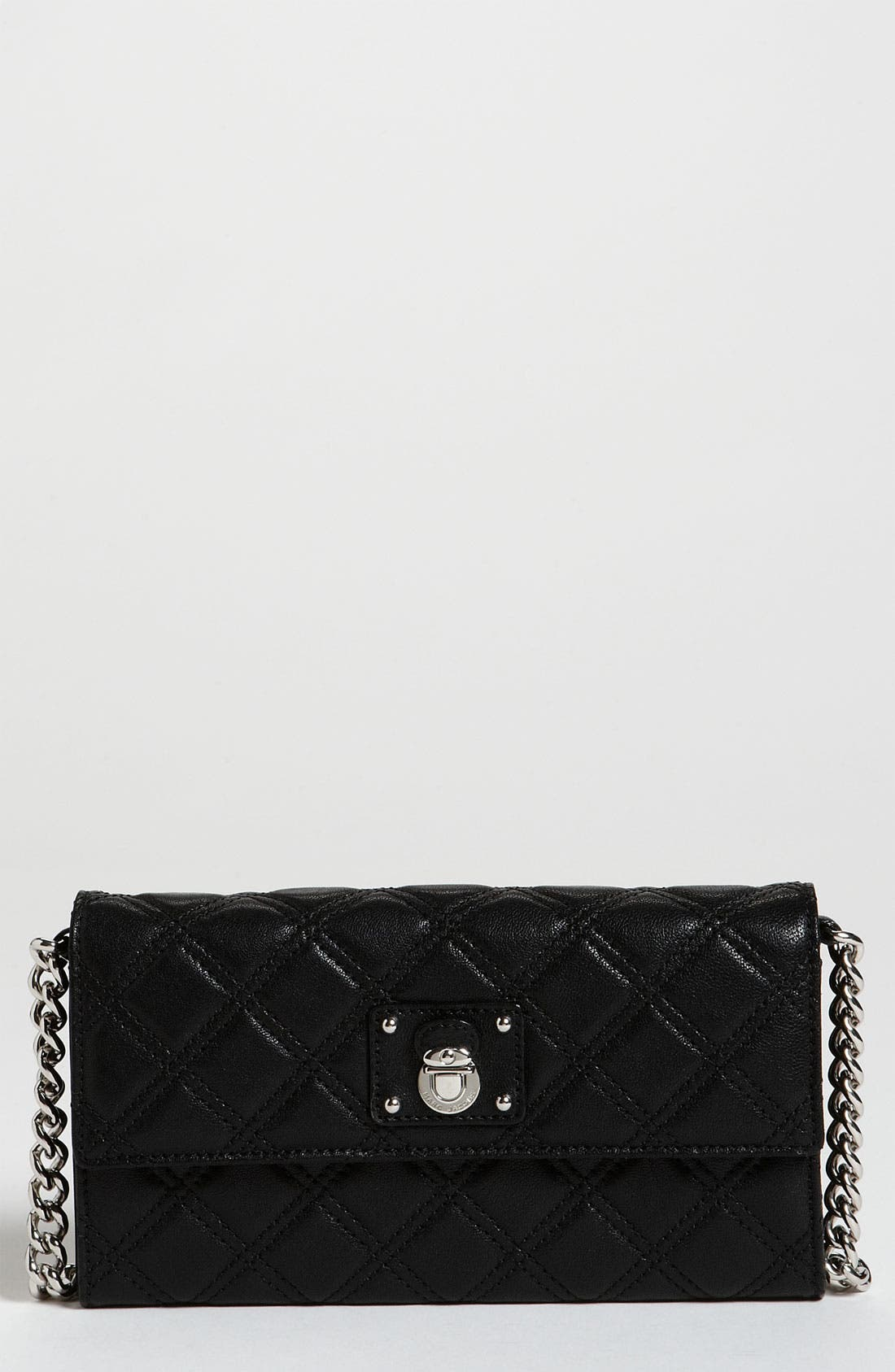 Main Image - MARC JACOBS 'Quilting Ginger' Leather Shoulder Bag