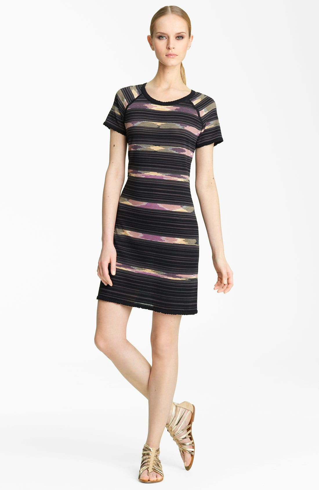 Alternate Image 1 Selected - Missoni Space Dye Stripe Dress