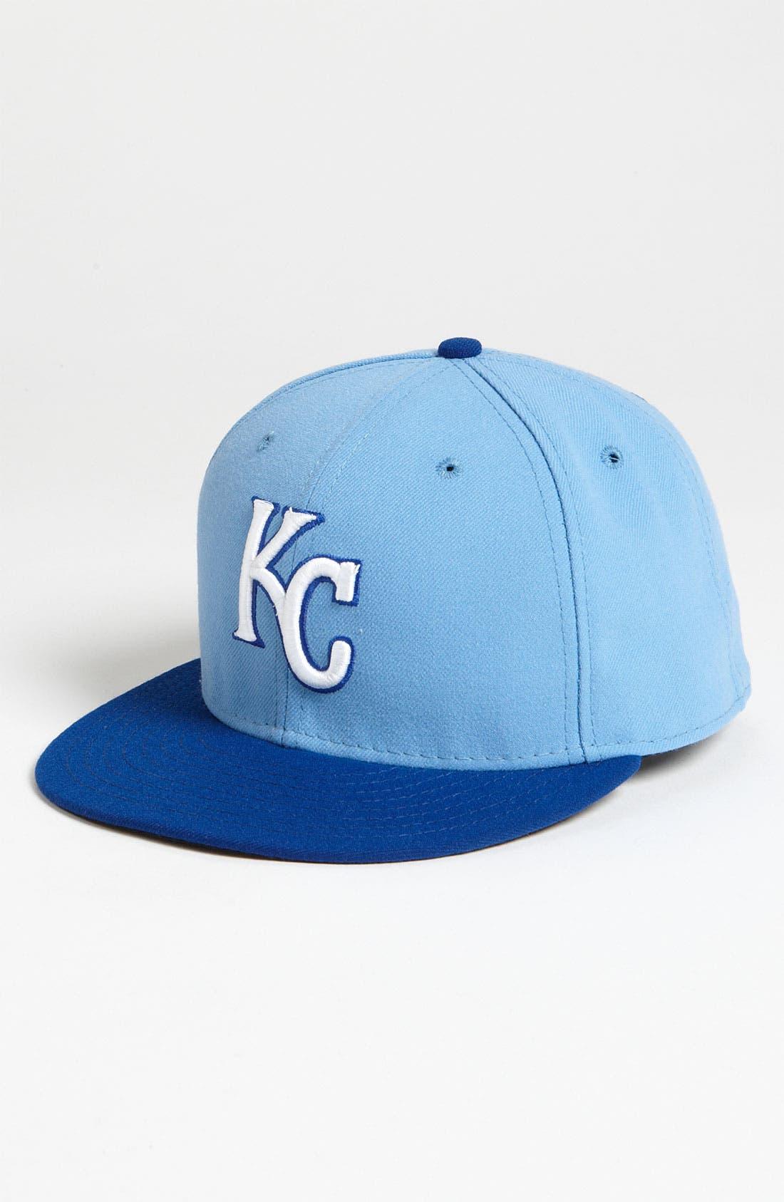 Alternate Image 1 Selected - New Era Cap 'Kansas City Royals' Baseball Cap