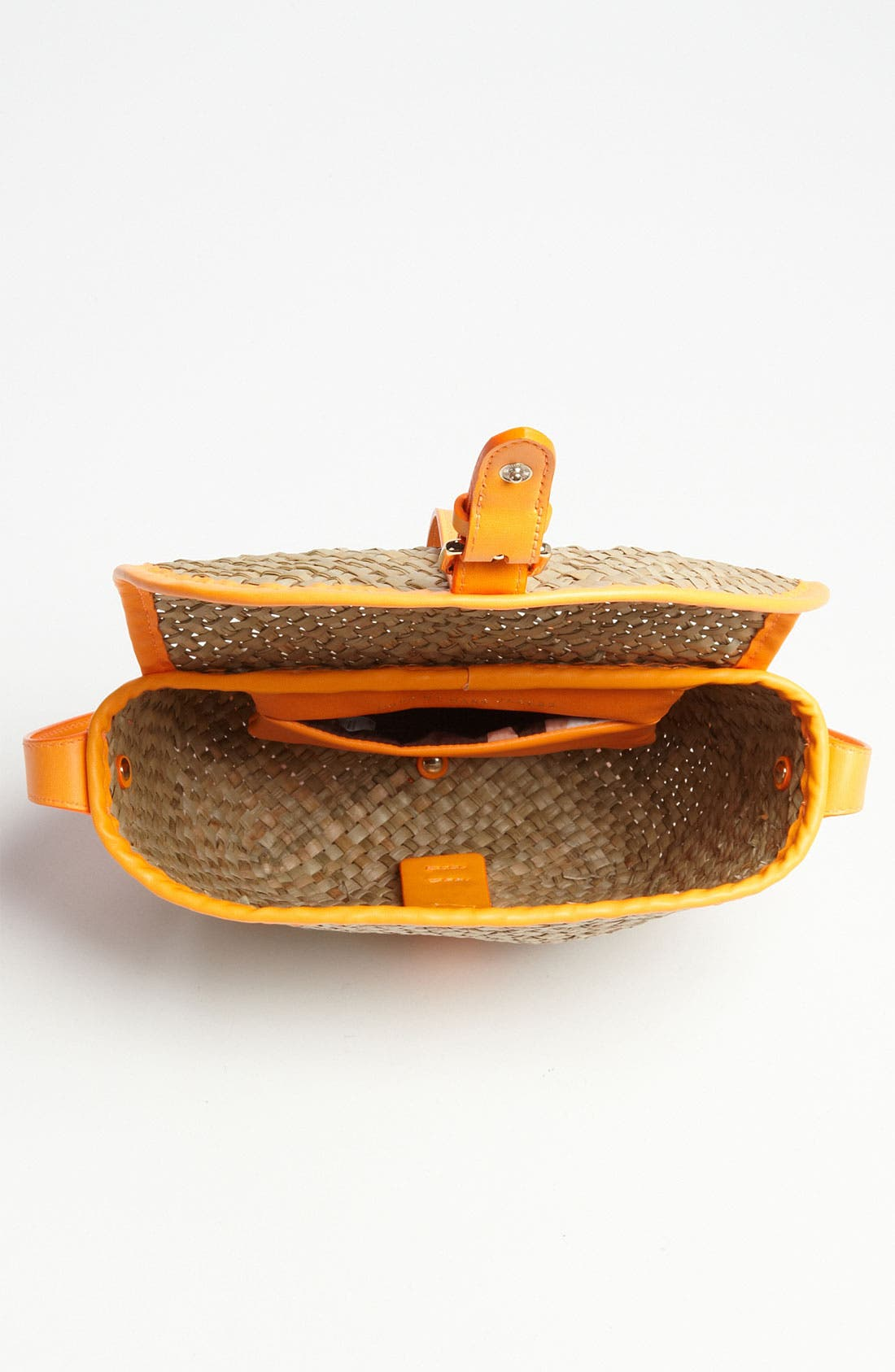 Alternate Image 3  - MARC BY MARC JACOBS 'Preppy' Straw Canteen Bag