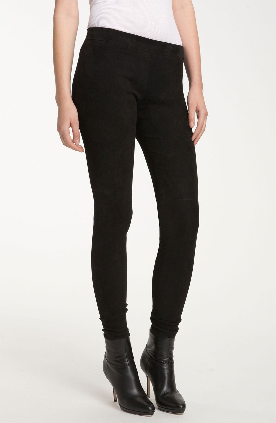 Main Image - Vince Suede Leggings