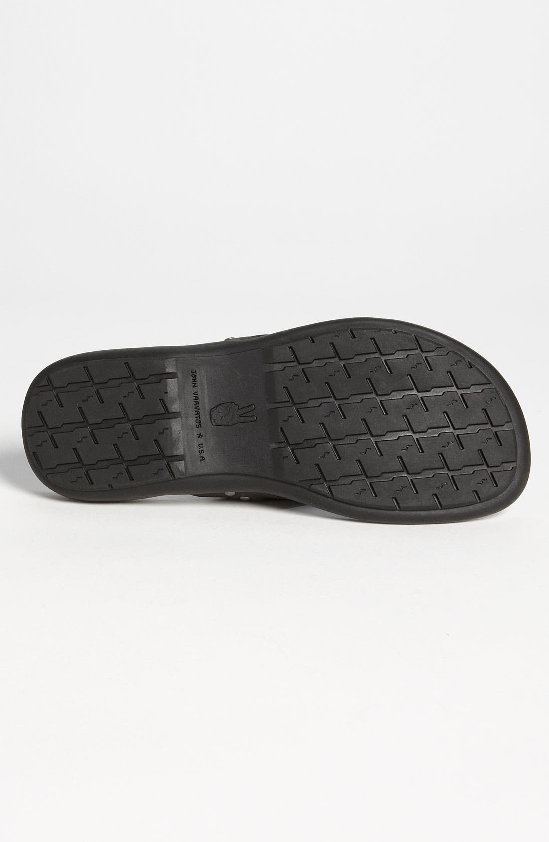Alternate Image 4  - John Varvatos Star USA 'Tobago Stud' Sandal