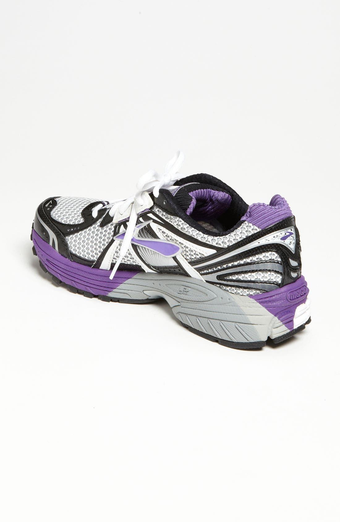 Alternate Image 2  - Brooks 'Adrenaline GTS 12' Running Shoe (Women) (Regular Retail Price: $109.95)