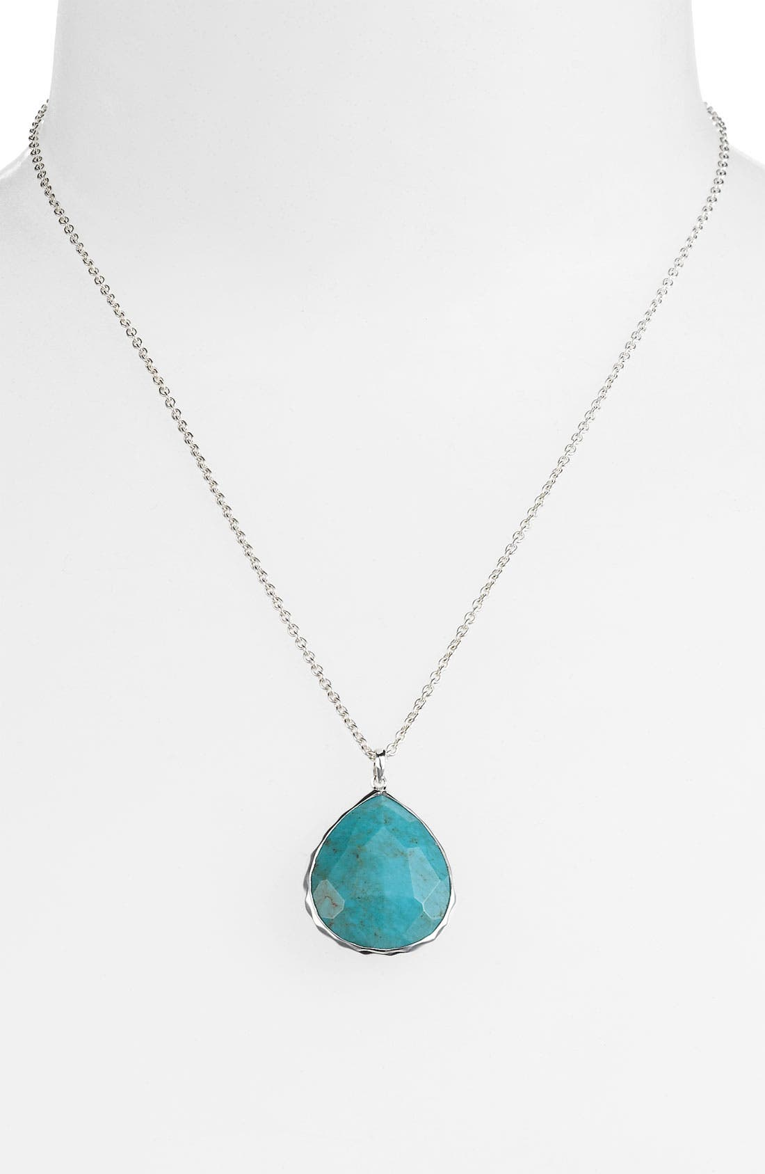 Alternate Image 1 Selected - Ippolita 'Rock Candy' Large Teardrop Pendant Necklace