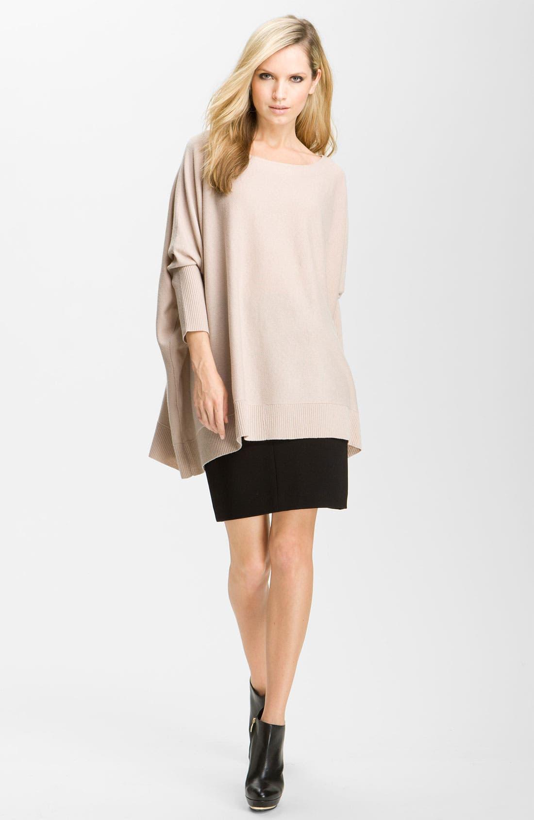 Alternate Image 3  - Diane von Furstenberg 'Ahiga Bis' Oversized Dolman Sweater