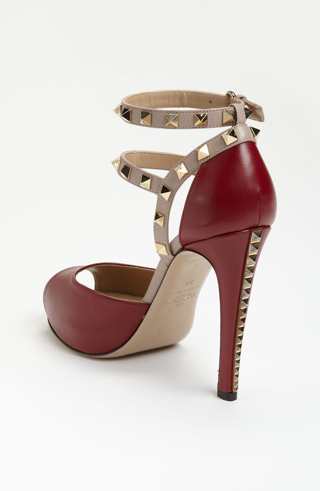 Alternate Image 2  - Valentino Stud Sandal