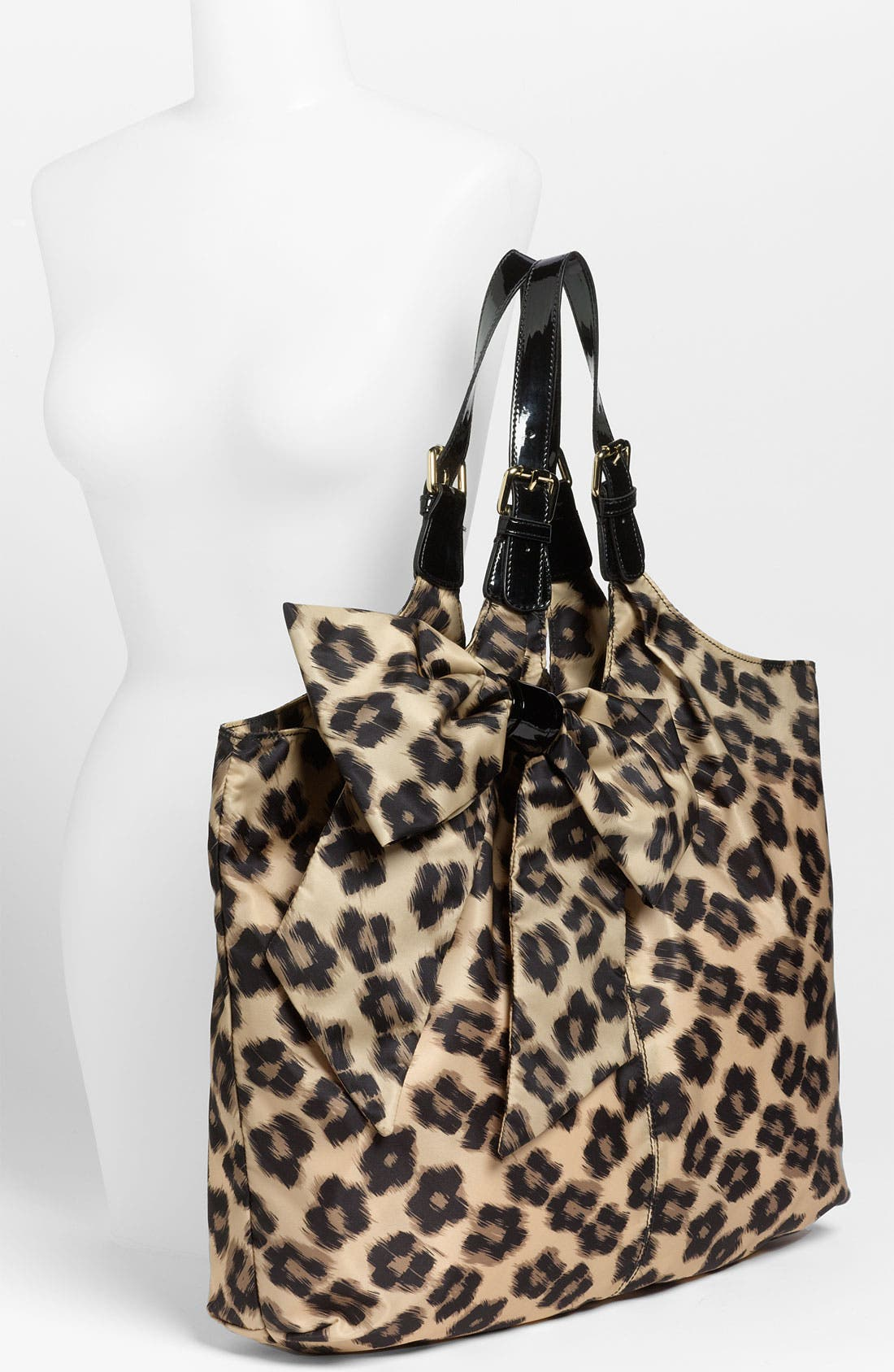 Alternate Image 2  - RED Valentino 'Leopard Flower' Tote