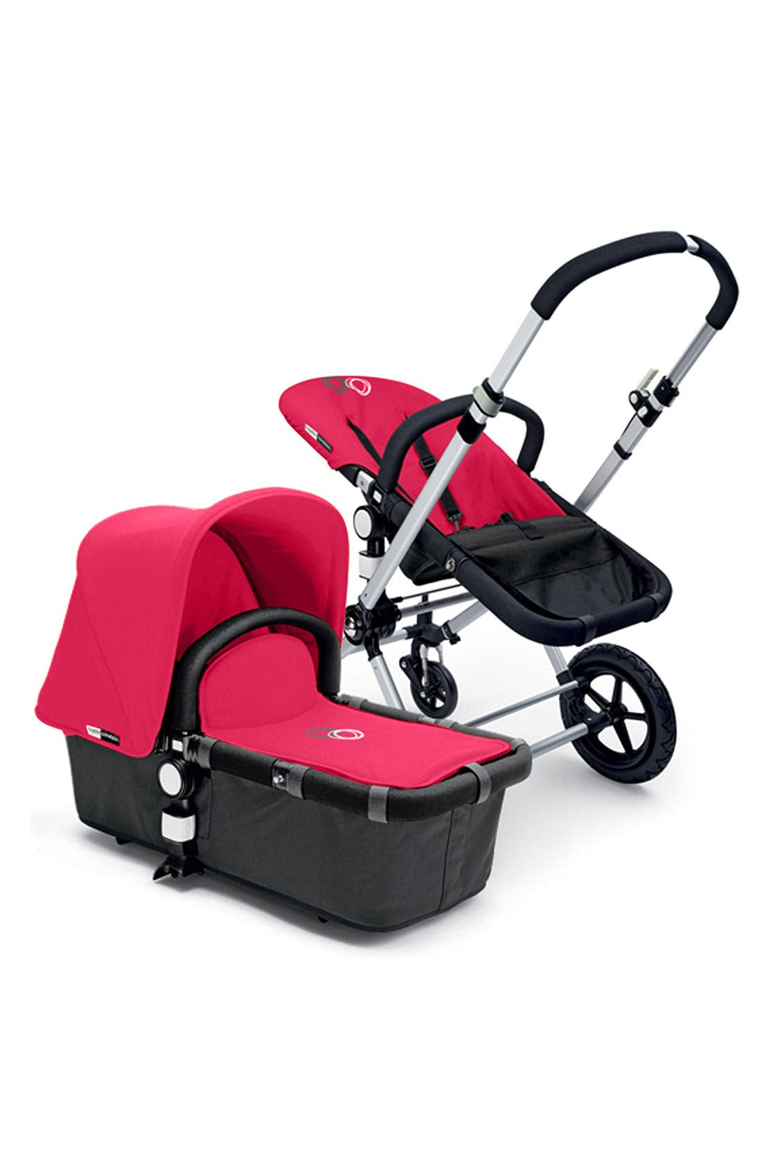 Main Image - Bugaboo 'Cameleon' Tailored Canvas Stroller Set