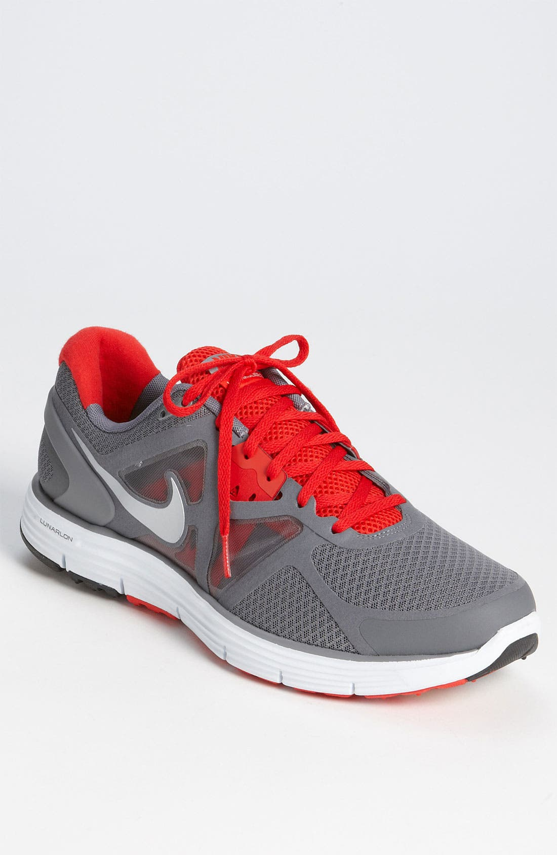 Alternate Image 1 Selected - Nike 'LunarGlide+ 3' Running Shoe (Men)