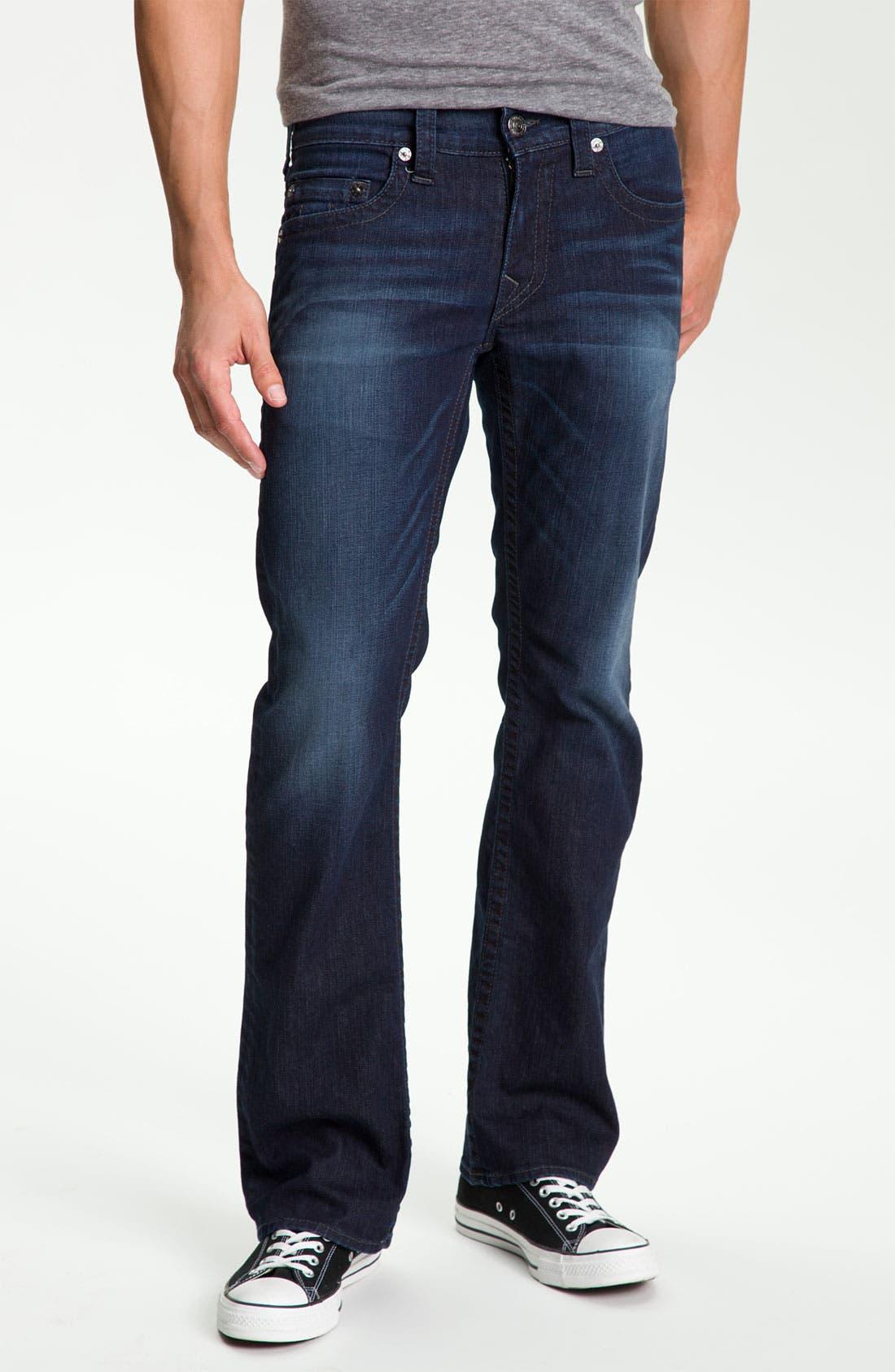Alternate Image 2  - True Religion Brand Jeans 'Danny' Bootcut Jeans (Franklin)