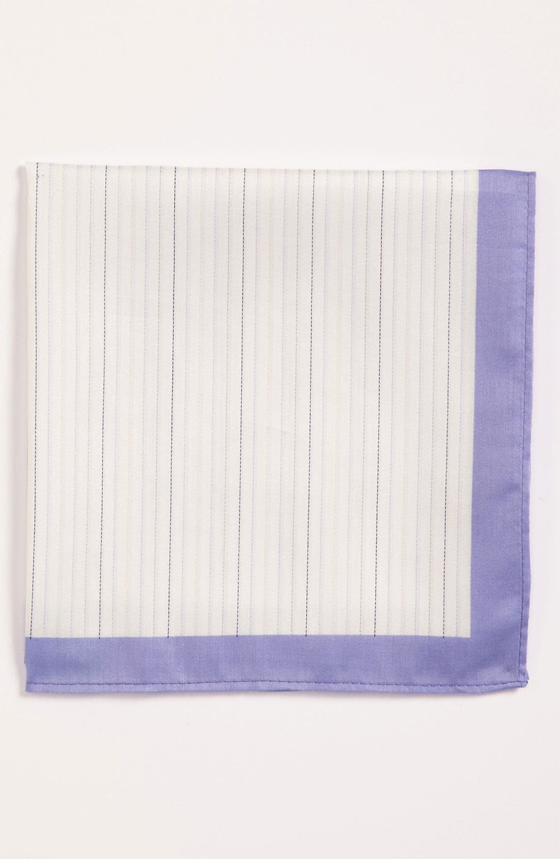 Main Image - Michael Kors Stripe Pocket Square