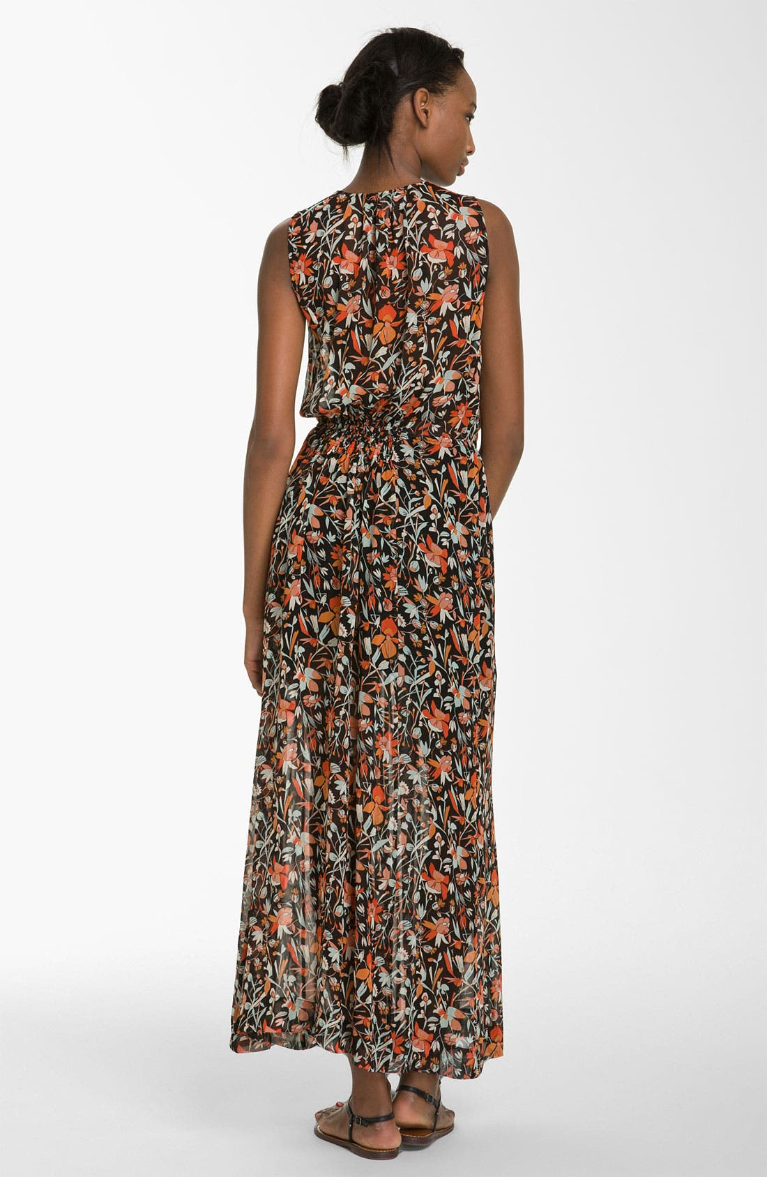 Alternate Image 2  - Joie 'Lenli' Print Maxi Dress