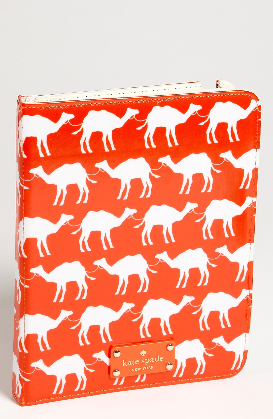 Alternate Image 1 Selected - kate spade new york 'camels on parade' iPad case