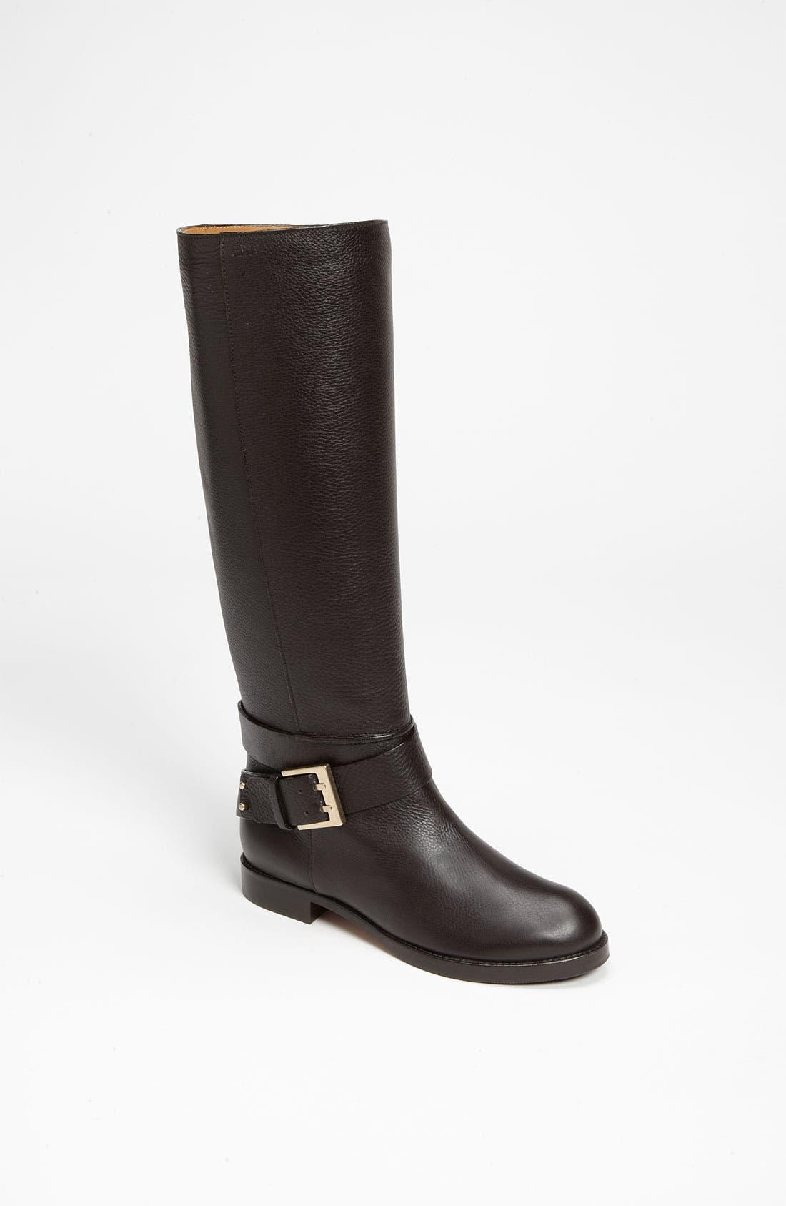 Main Image - Chloé Tall Buckle Wrap Boot