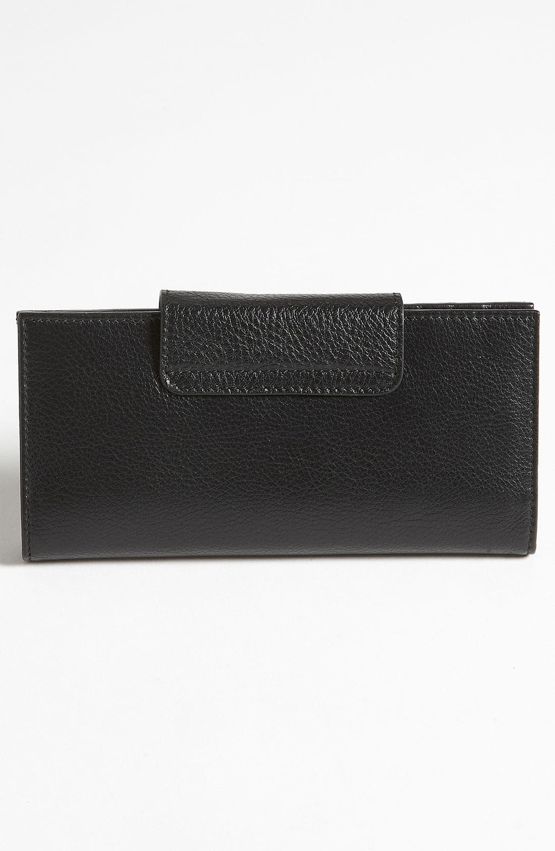 Alternate Image 3  - Salvatore Ferragamo 'Vitello Safari' Continental Leather Wallet