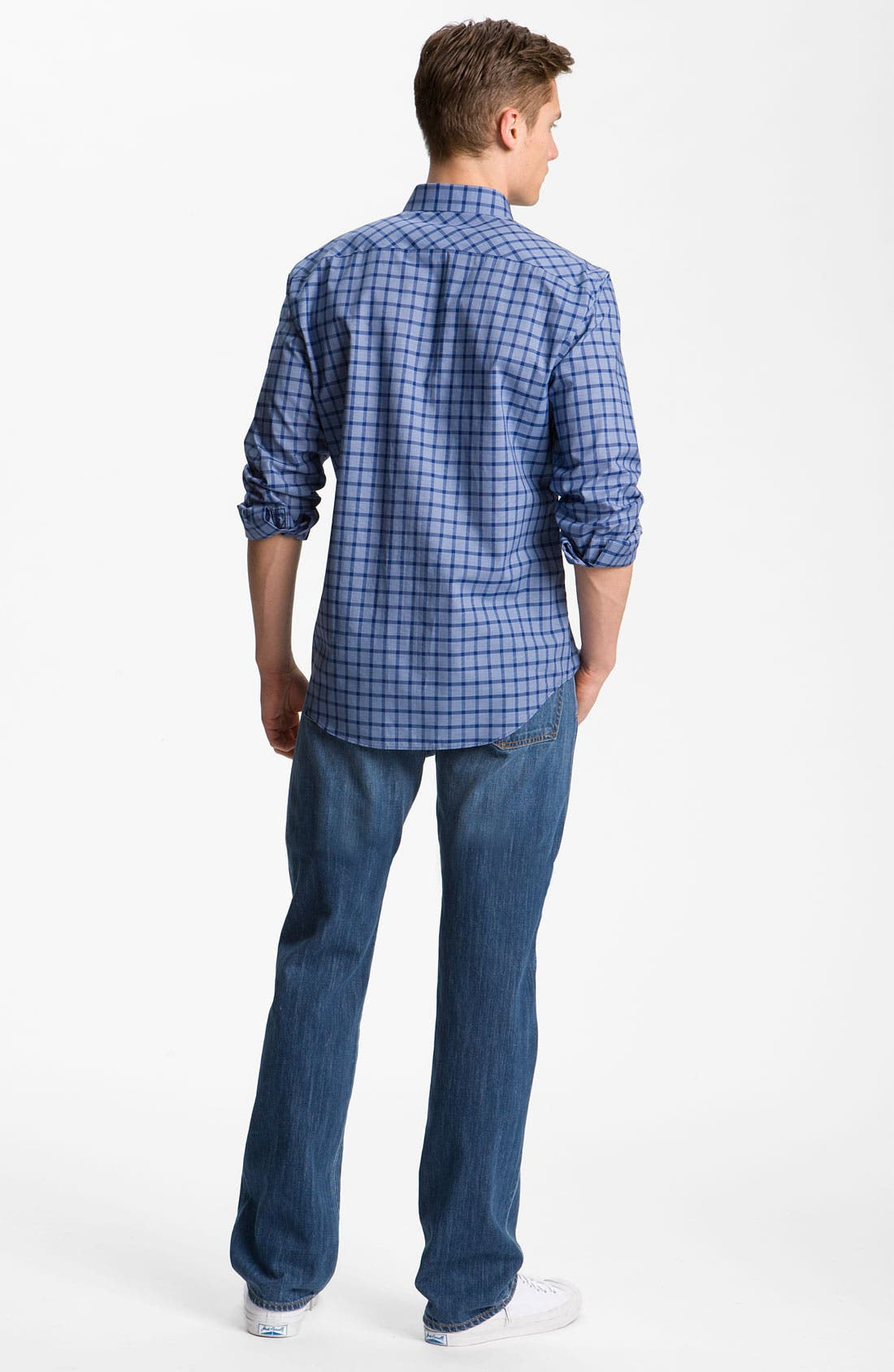 Alternate Image 5  - Citizens of Humanity 'Sid' Straight Leg Jeans (Ace)