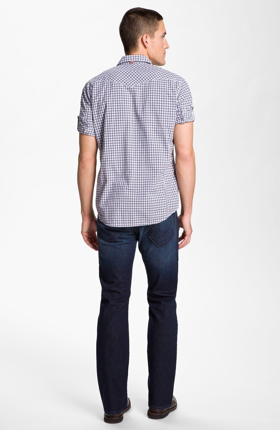 Alternate Image 6  - True Religion Brand Jeans 'Danny' Bootcut Jeans (Franklin)