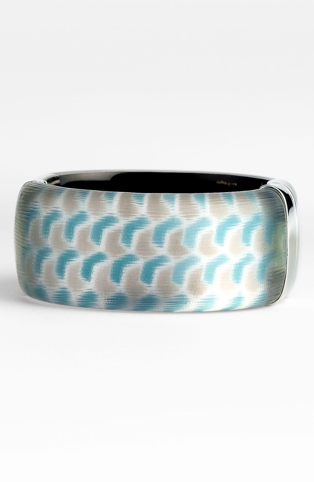 Alternate Image 1 Selected - Alexis Bittar 'Deco' Hinged Bracelet (Nordstrom Exclusive)