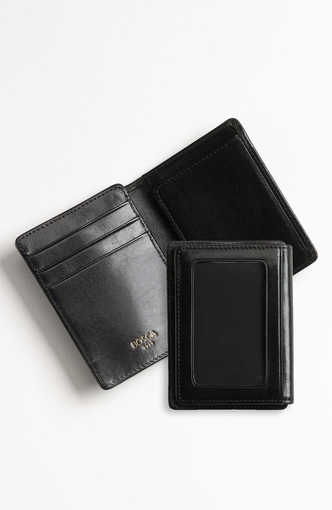 Alternate Image 4  - Bosca 'Old Leather' Front Pocket ID Wallet