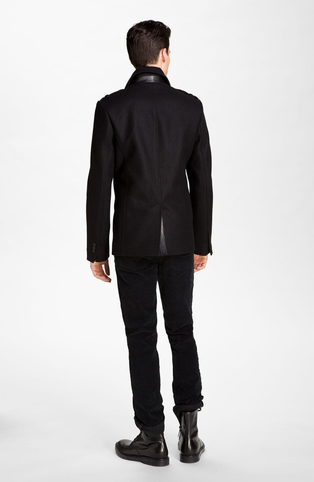 Alternate Image 4  - Zadig & Voltaire Double Breasted Peacoat