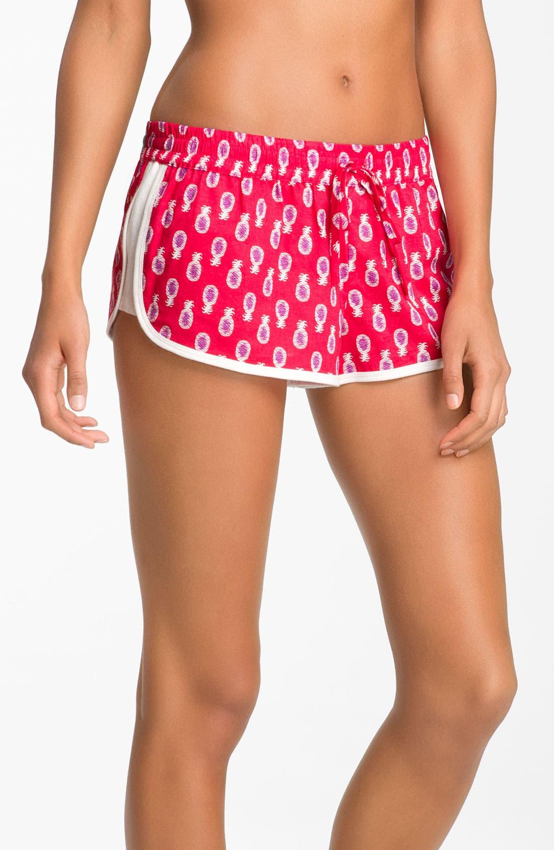 Alternate Image 1 Selected - Kensie 'Valerie Abroad' Boxer Shorts