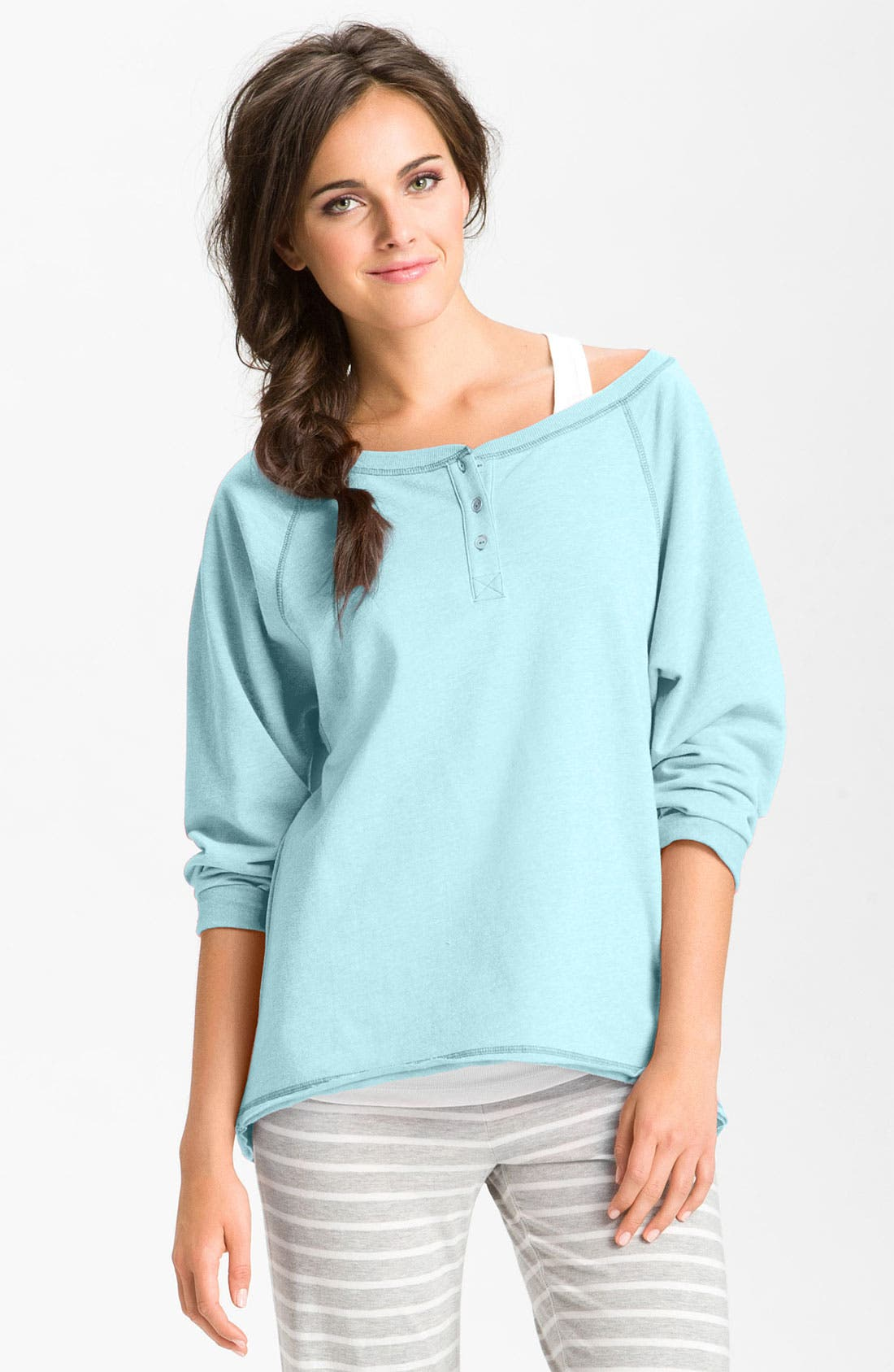 Main Image - Make + Model 'Cuddle Up' Sweatshirt