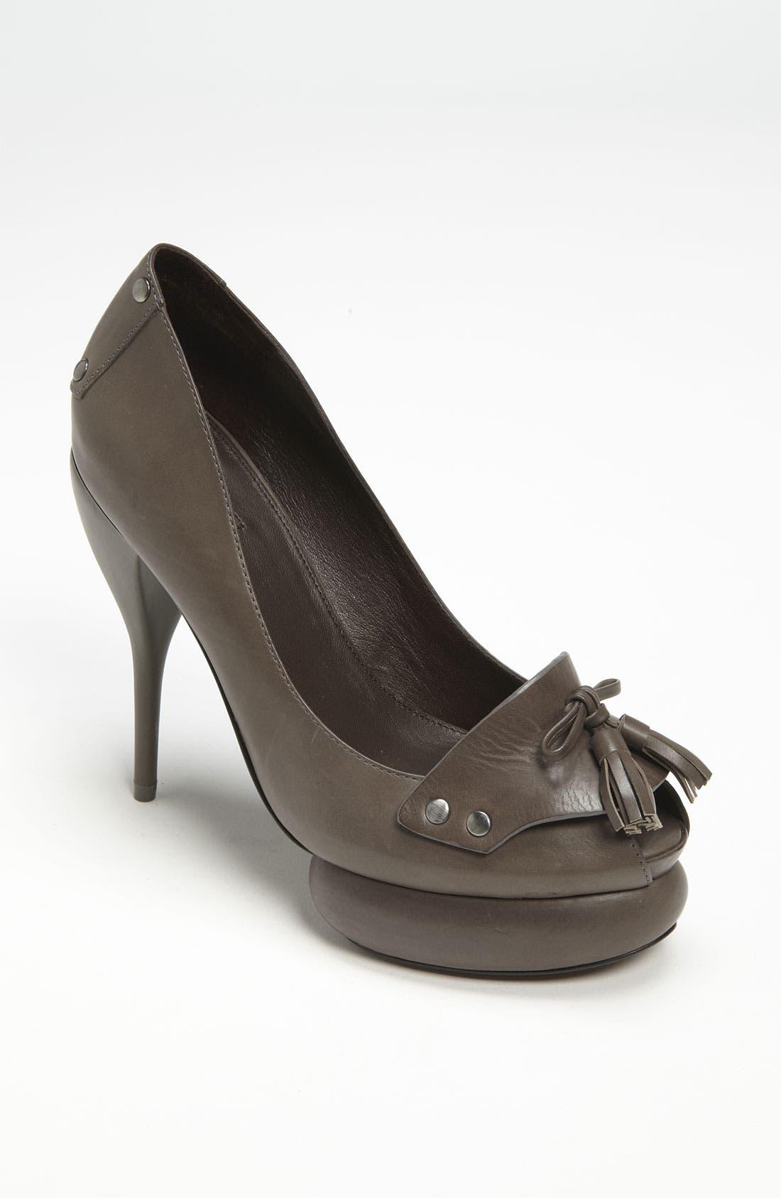 Alternate Image 1 Selected - Vera Wang Footwear 'Corrinne' Pump