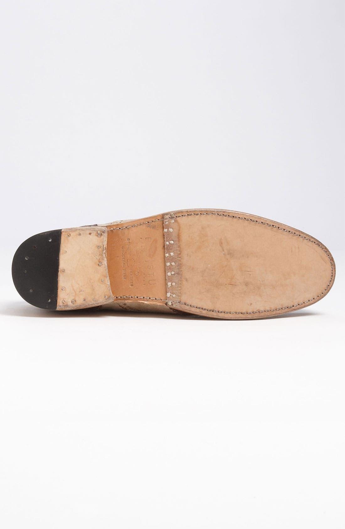 Alternate Image 4  - Bed Stu 'Corsico' Wingtip Spectator Shoe