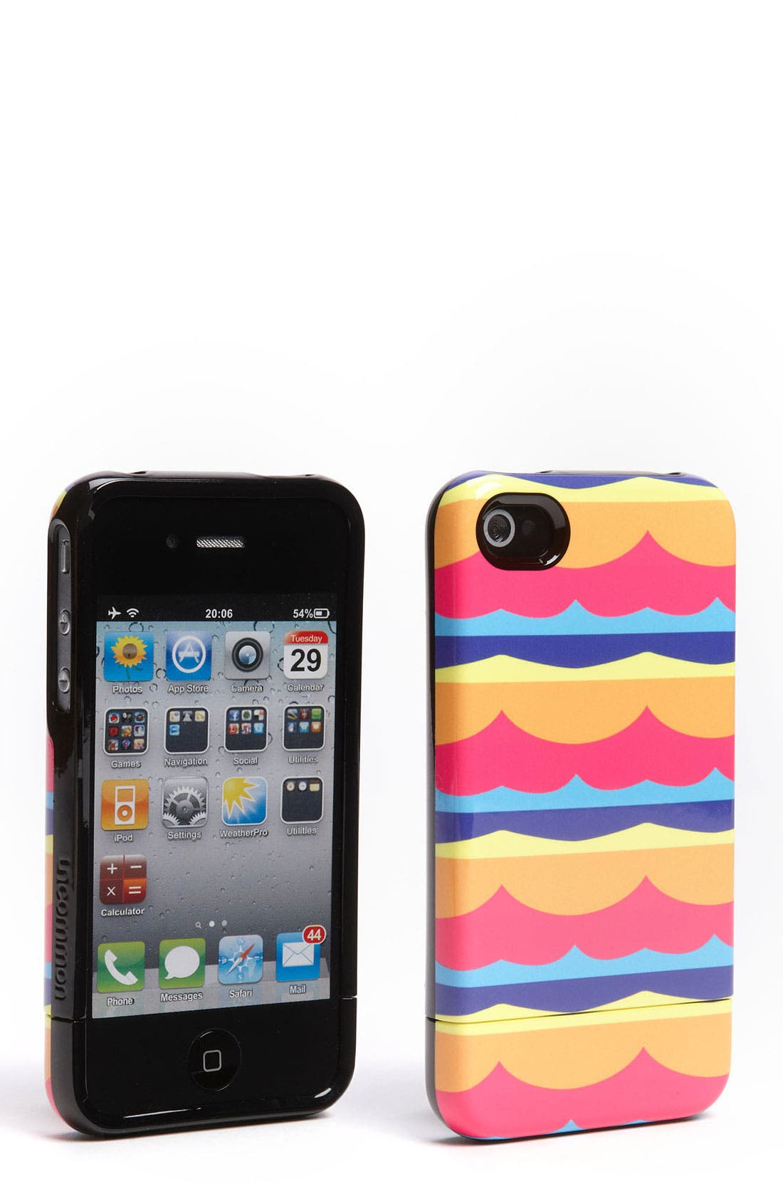 Alternate Image 1 Selected - Uncommon 'Capsule' iPhone 4 & 4S Case