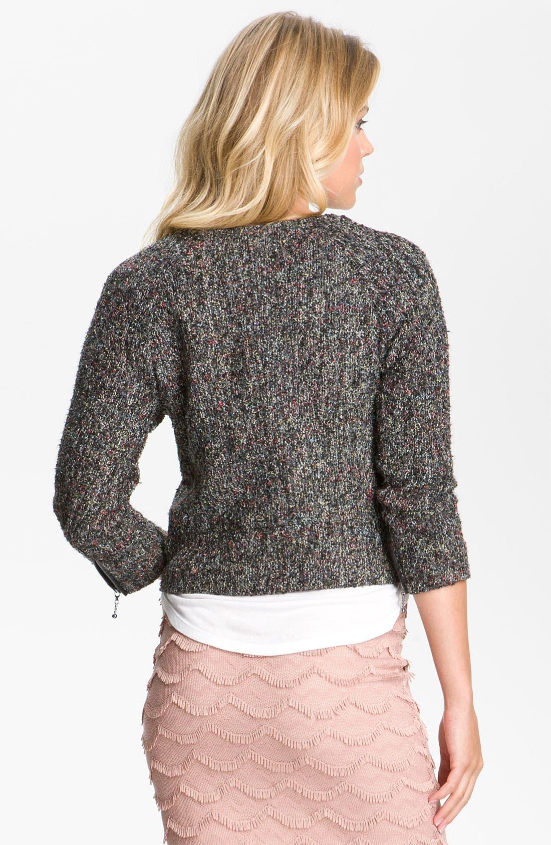 Alternate Image 2  - Sanctuary Tweed Jacket